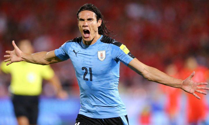 Divulgação: Seleção Uruguaia