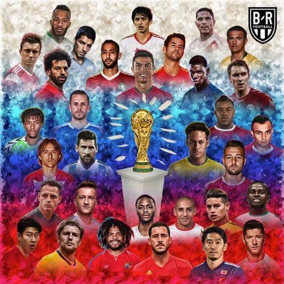 Desenho BR Football