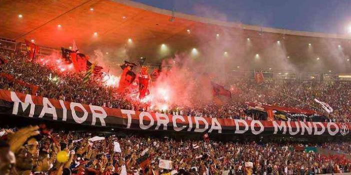 Foto // Reprodução: Torcida do Flamengo