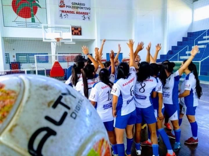 Foto: Divulgação/Seleção de Juquiá
