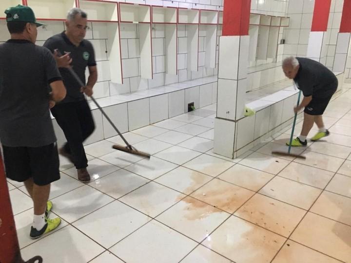 Foto:  Comunicação/Goiás