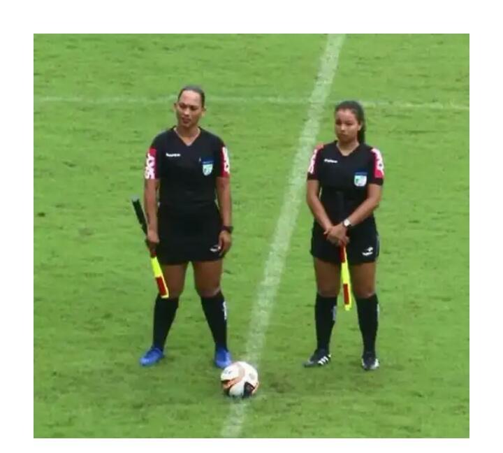 Equipe de arbitragem que atuou no Campeonato Acreano