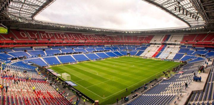 Estádio da Copa do Mundo Feminina da França. Créditos: Consolis