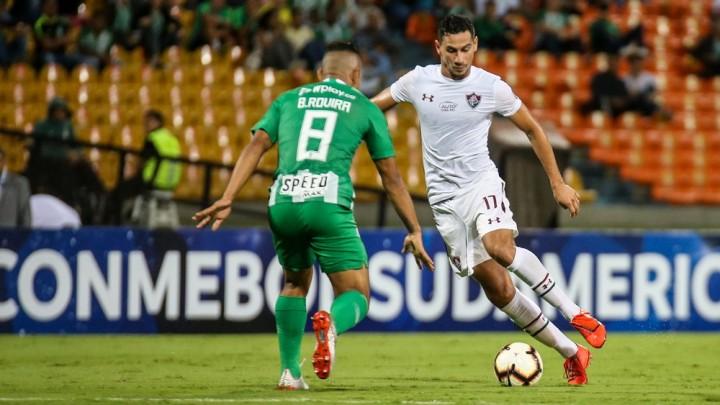 Imagem: Lucas Merçon/Fluminense