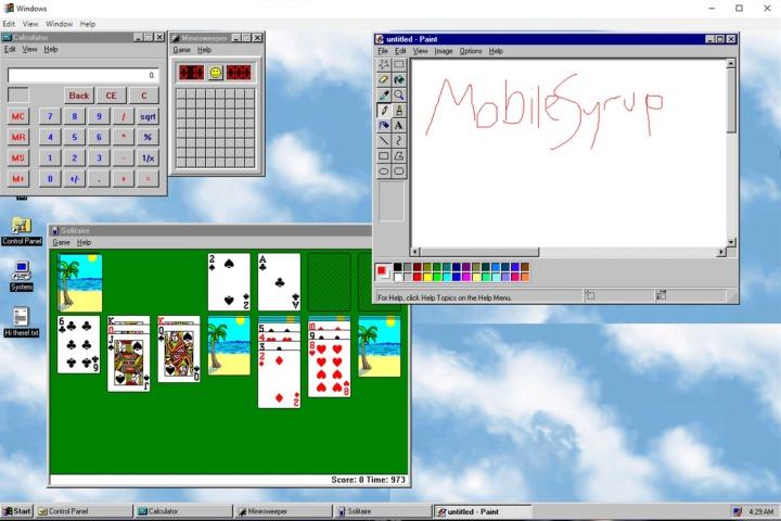 Jogos no Windows. Créditos: mobilesyrup