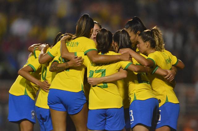 Torneio Internacional de Futebol Feminino de Seleções