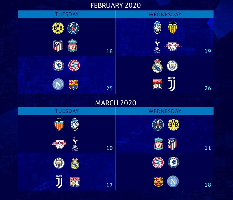 champions league.matéria