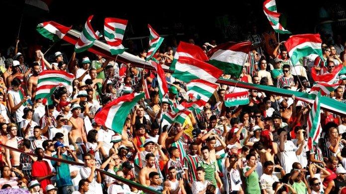 Foto: Torcida Fluminense/Reprodução Internet