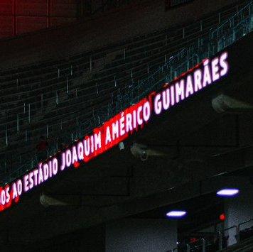 Estádio Joaquim Américo Guimarães. Imagem: Reprodução/Internet