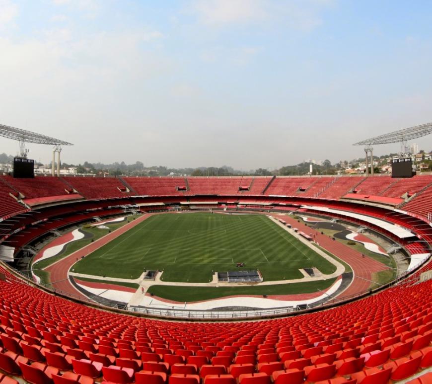 Estádio do Morumbi. Imagem: Reprodução/Internet