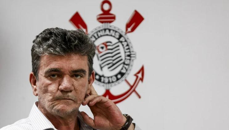 Presidente do Corinthians, Andrés Sanchez. Foto: Rodrigo Gazzanel/Estadão Conteúdo