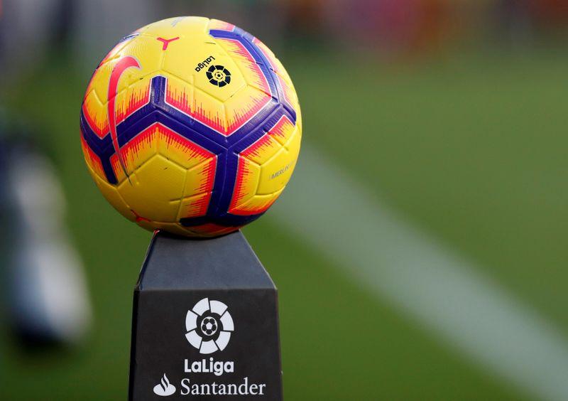 La Liga pode ter retorno em Junho