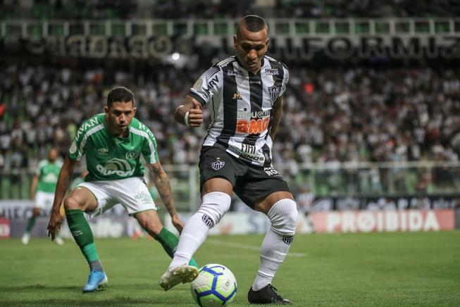 Meio-campista pode compor elenco do Corinthians. Foto: Bruno Cantini/Atlético Mineiro