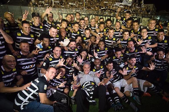 Conquista do sexto título brasileiro do Corinthians. Foto: Internet/Reprodução